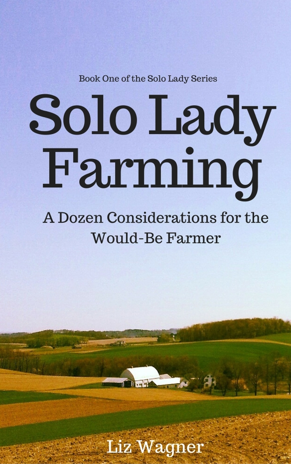 Solo Lady Farming Cover